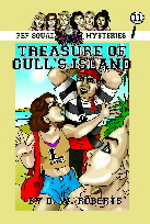 Pep Squad Mysteries 11: Treasure of Gull's Island