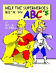 Help the Superheores with the ABCs